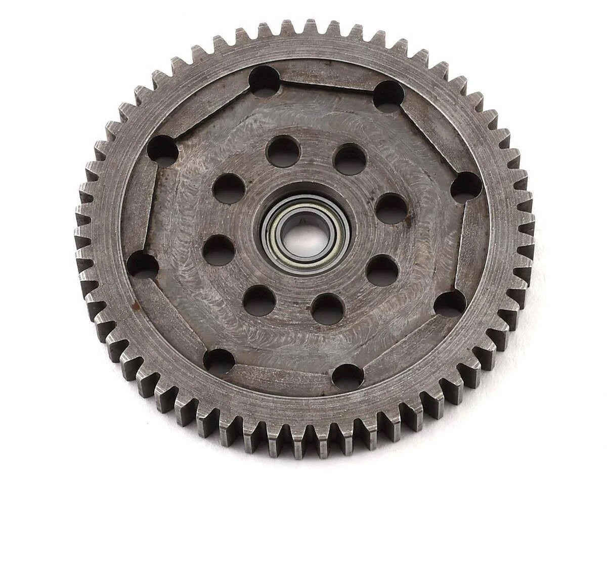 Robinson Racing Enduro 58T 32P Conversion Hardened Steel Spur Gear with Bearing RRP2458