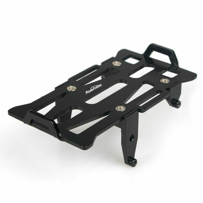 Powerhobby Axial SCX24 Deadbolt C10 Betty Aluminum Battery Tray