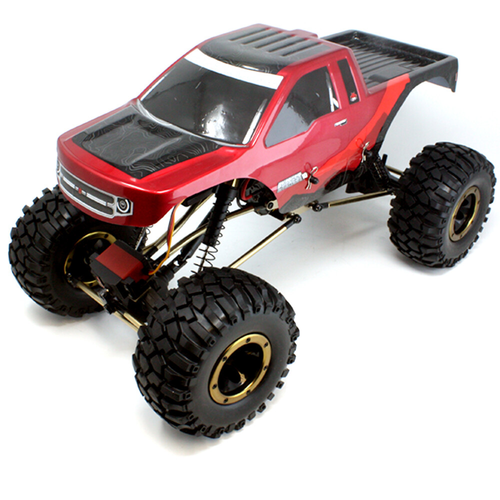 Redcat Racing Everest-10 1/10 Scale Crawler (Red)