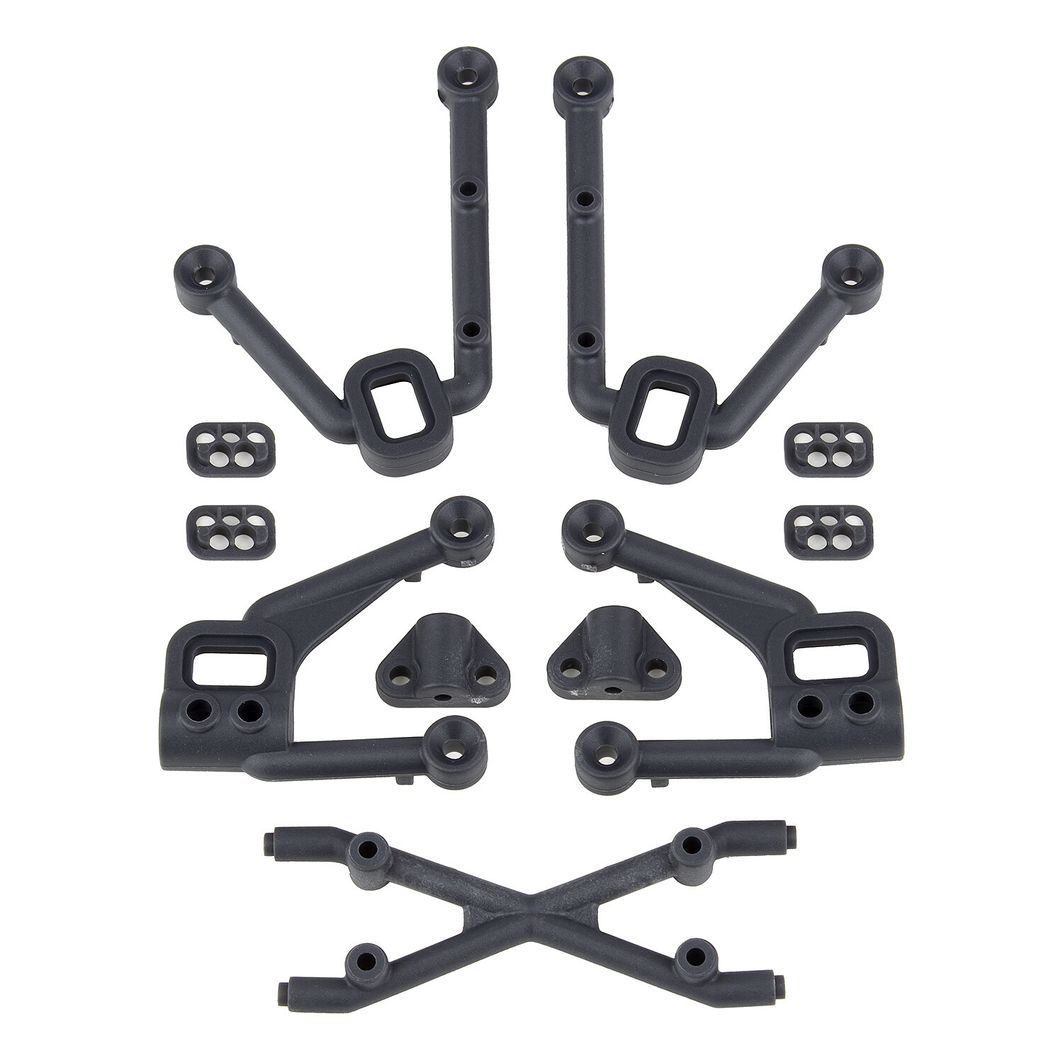 Element Enduro Gatekeeper Shock Mounts, Hard ASC42263