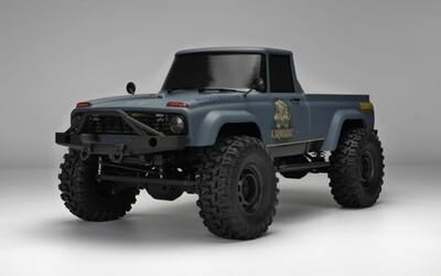 Carisma SCA-1E 1/10 Scale Coyote 2.1 4WD Scaler RTR CIS78868