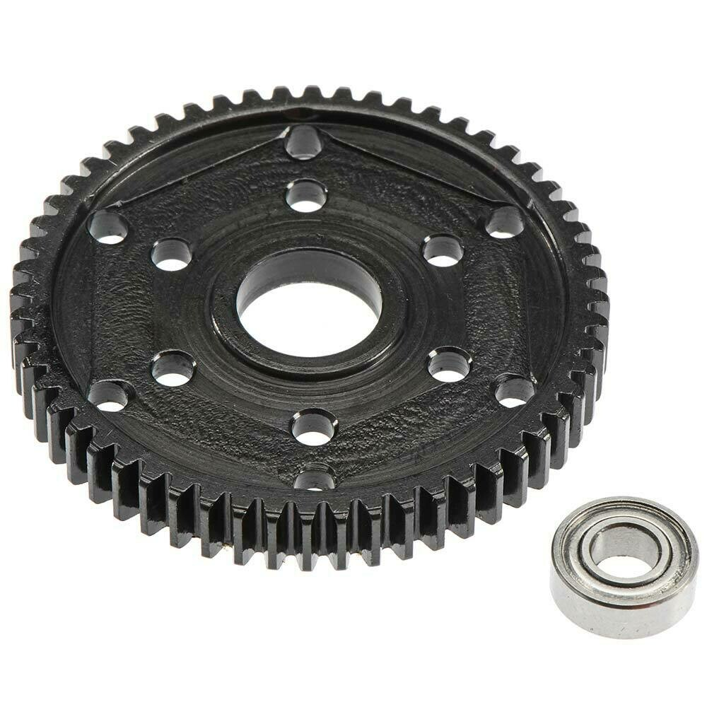 Robinson Racing Black Steel, 56T Stock Replacement 32P Gear, for Axial SCX10, and SMT10 RRP1549