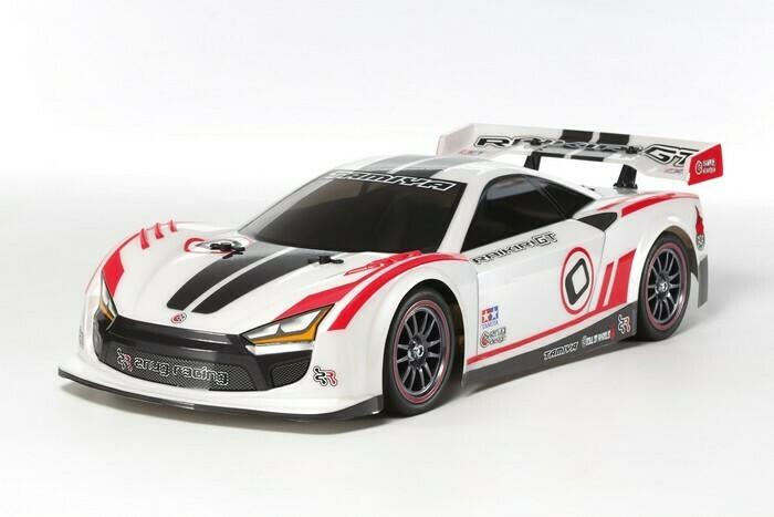 Tamiya RC Raikiri GT TT-02 1/10 4WD Shaft Drive Kit TAM58626