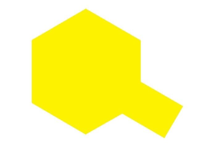 Tamiya PS-6 Yellow Spray Paint, 100ml Spray Can TAM86006