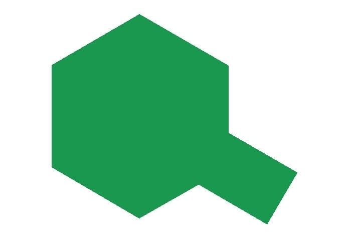 Tamiya PS-25 Bright Green Spray Paint, 100ml Spray Can TAM86025