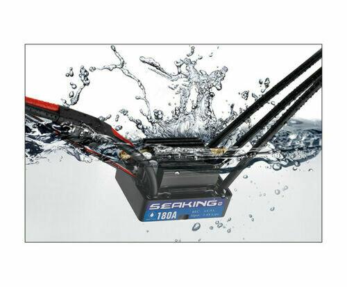 Hobbywing Seaking 180A V3 Brushless ESC 30302400