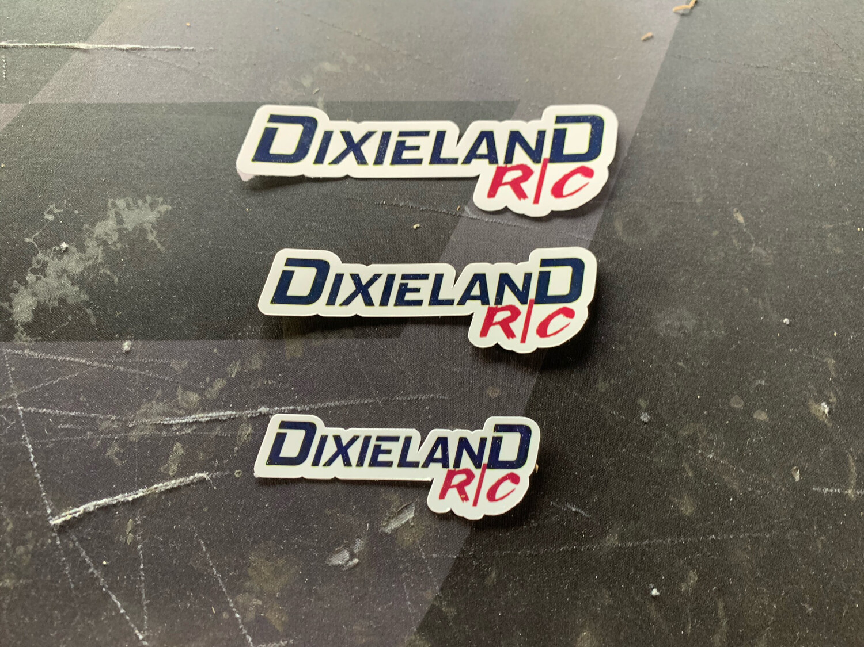 "4"" DixielandRC Sticker"