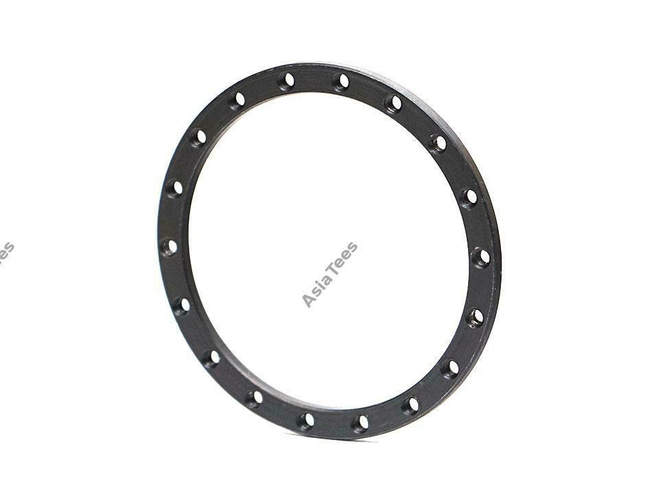 Boom Racing ProBuild™ Steel Lock Ring (1) Black BRPROB-05BK