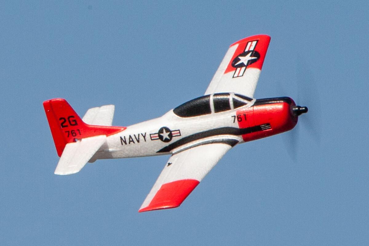 Rage R/C T-28 Micro RTF Airplane w/PASS RGRA1302