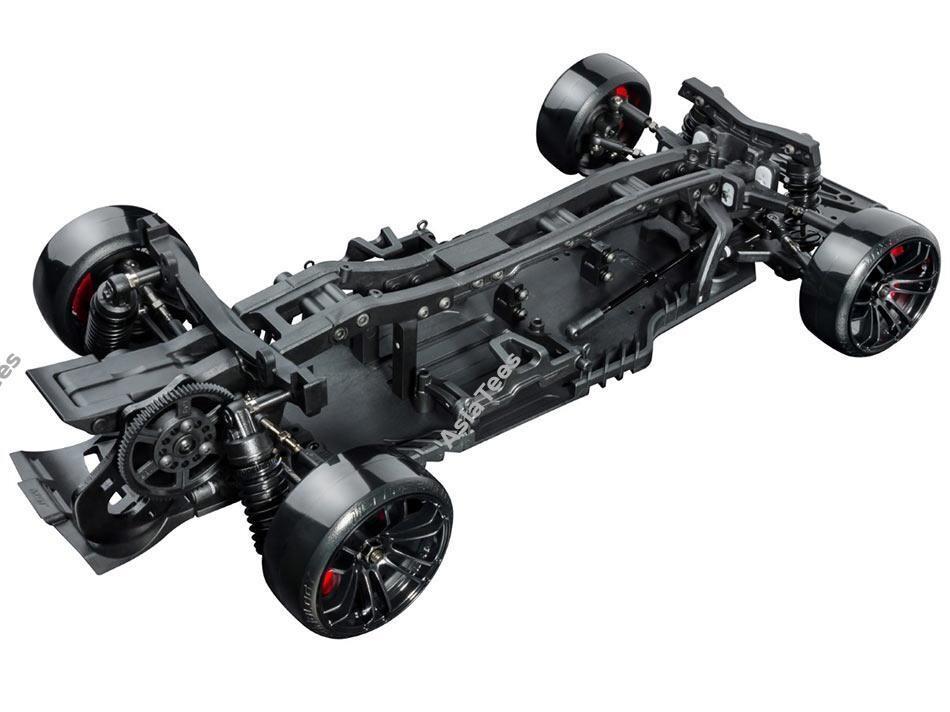 MST RRX 2.0 RWD Drift KIT (Black Edition)