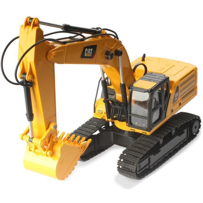 Diecast Masters CAT 1/24 Scale RC 336 Excavator DCM25001