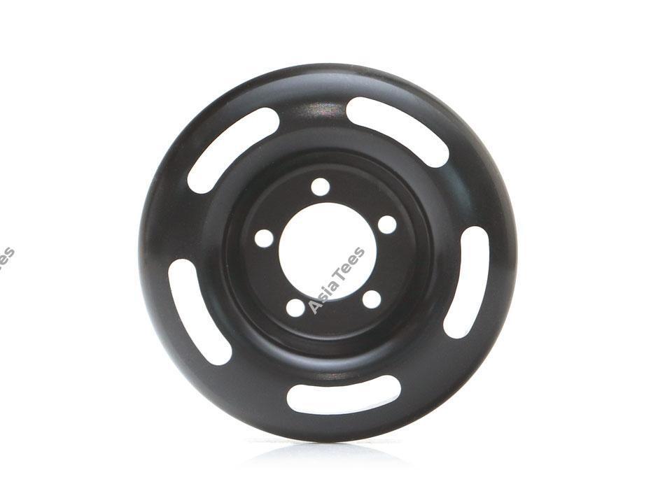 "Boom Racing ProBuild™ Alum ""Jelly Bean"" Slot Mags Faceplate (1) Black BRPBF012JBBK"