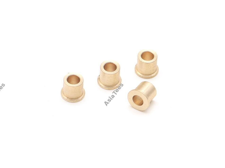 Boom Racing Brass Bushing for BR955022 AR44 PHAT™ Axle (4) BR955022A