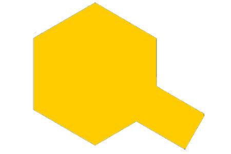 Tamiya PS-42 Translucent Yellow Spray Paint, 100ml Spray Can