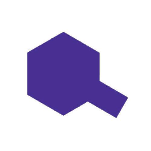 Tamiya PS-45 Translucent Purple Spray Paint, 100ml Spray Can