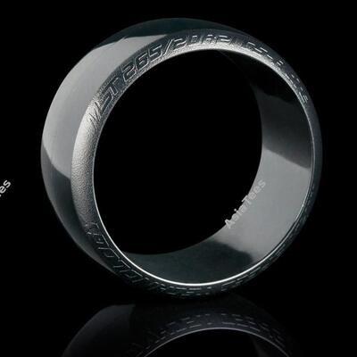 MST CS-R Tire (Soft) (4) Red Dot MST101024