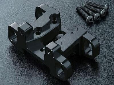 MST RMX 2.0 Aluminium Upper Arm Mount Black MST/210598BK