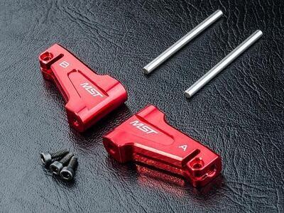 MST RMX 2.0 Aluminum Upper Arm Set Red for RMX 2.0 MST/210575R