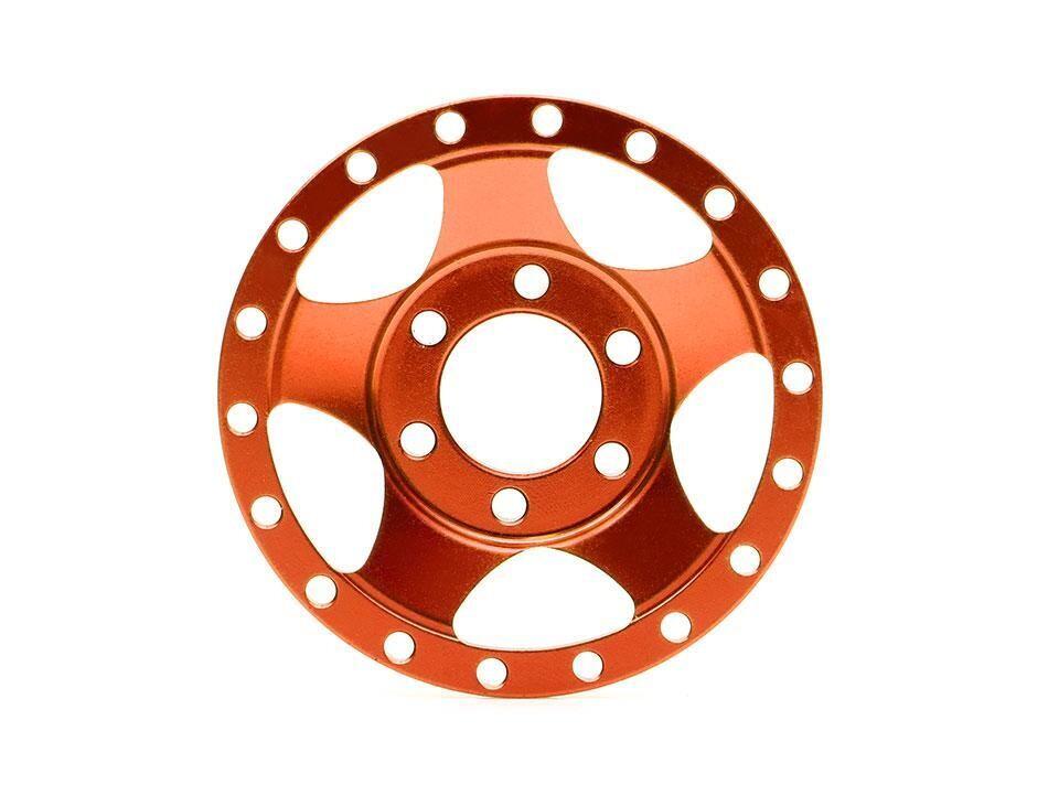 Boom Racing ProBuild™ Alum SV5 Faceplate (1) Orange BRPBF002OR