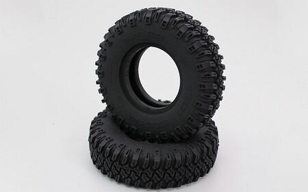 "RC4WD Mickey Thompson 1.55"" Baja MTZ P3 Scale Tires RC4ZT0058"