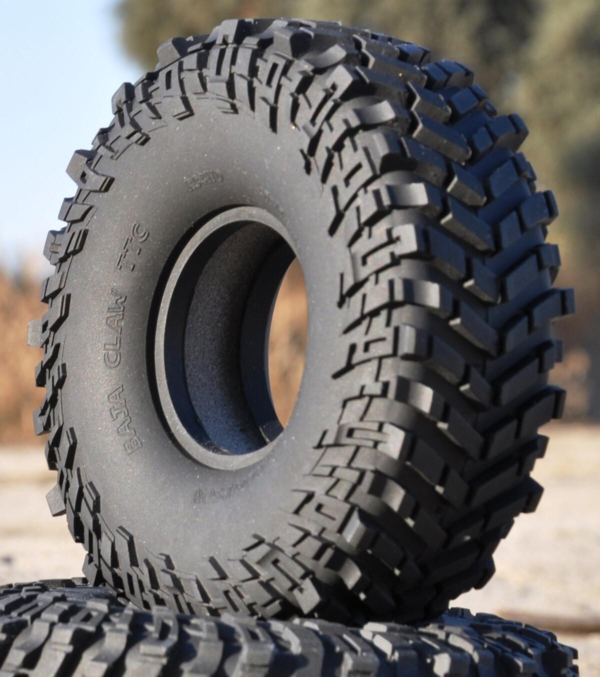 "RC4WD Mickey Thompson 1.9"" Baja Claw TTC Scale Tires RC4ZT0048"