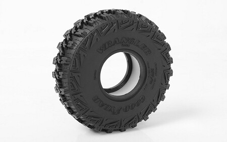 """RC4WD Goodyear Wrangler MT/R 1.9"""" 4.75"""" Scale Tires RC4ZT0158"""