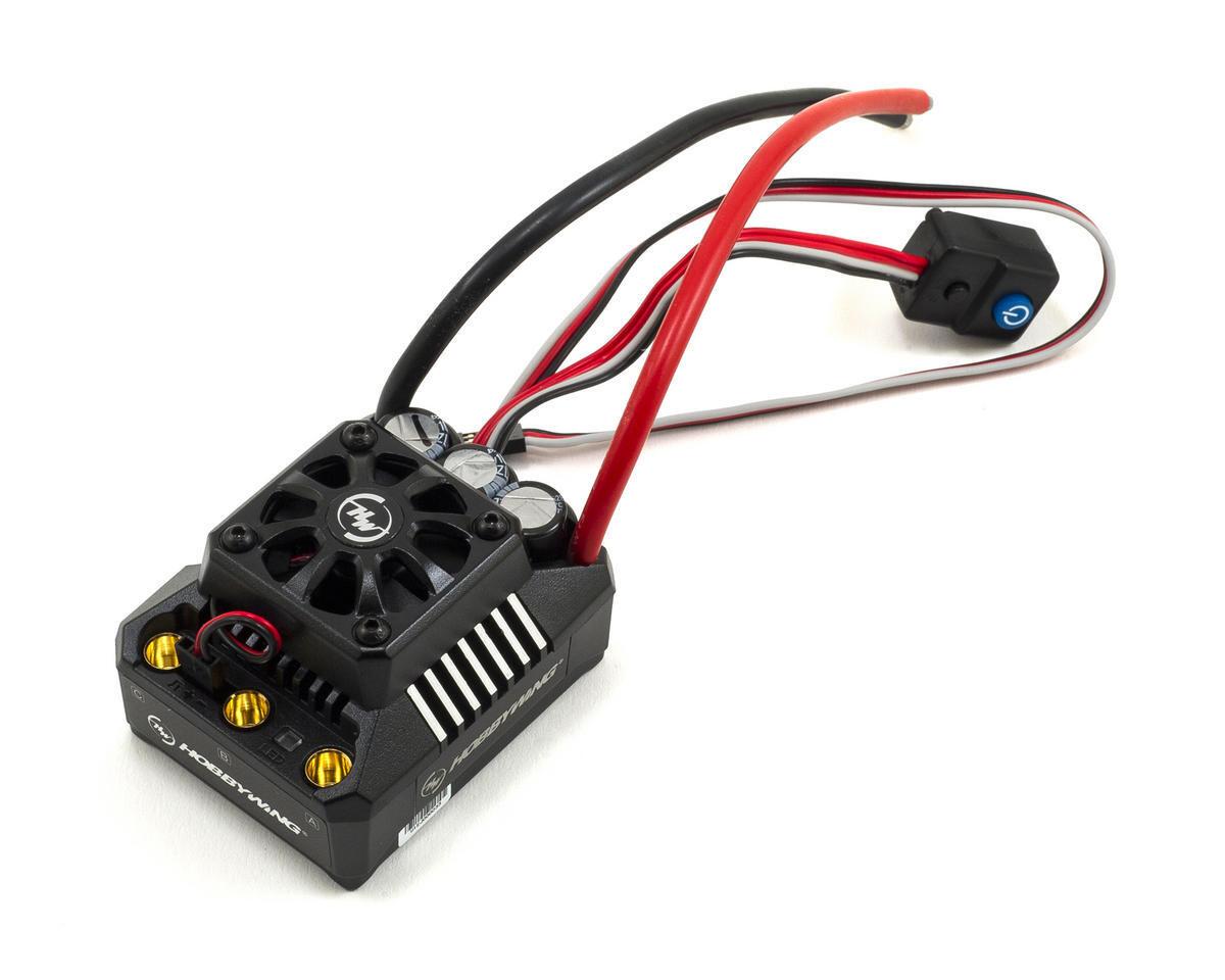Hobbywing EZRun MAX6 V3 1/6 Waterproof Brushless ESC (160A, 3-8S) HWA3010500