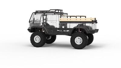 Cross RC JT4 1/10 4X4 Scale Rock Crawler Kit CZRJT4
