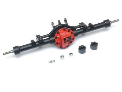 Boom Racing Complete Assembled Scale PHAT Rear Axle Version 2 BRQ763060RR