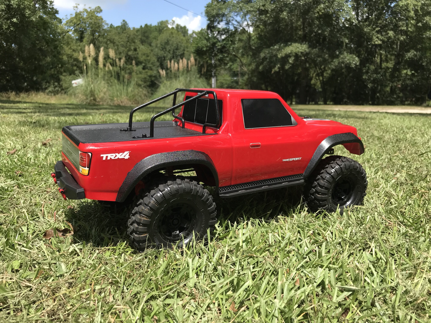 Dixieland R/C Custom Roll Bar for TRX-4 Sport Body (Blemish)