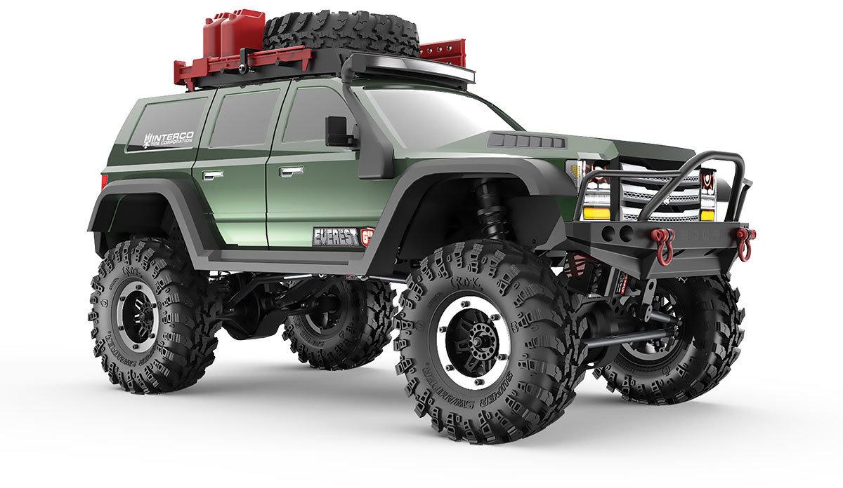 Redcat Racing Gen7 Pro (Green)