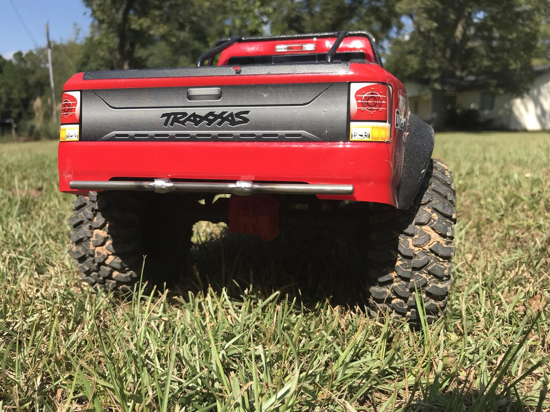 Dixieland R/C Rear Bumper for TRX-4 Sport
