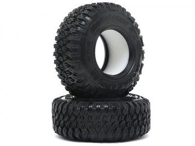 "Boom Racing 1.9"" MAXGRAPPLER Scale RC Tire Gekko Compound 3.82""x1.26"" (97x32mm) Open Cell Foams (2) BRTR19397"