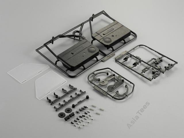 Killerbody Movable Door & Lifter Window Upgrade Sets for Toyota LC70 KB/48610