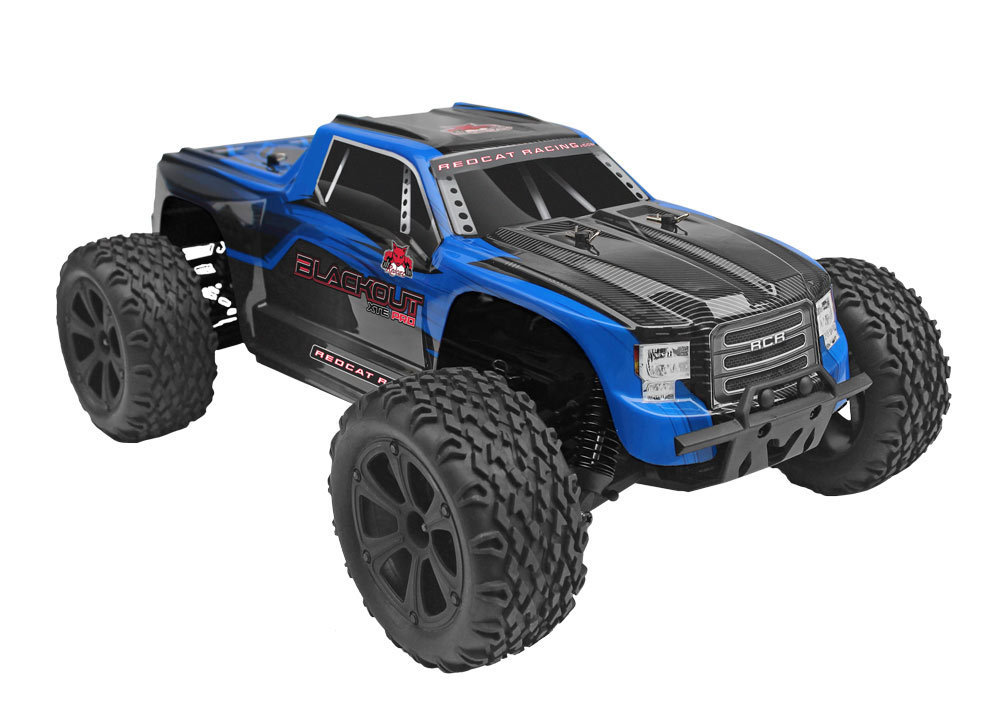 Redcat Racing Blackout™ XTE PRO 1/10 Scale Brushless Electric Monster Truck