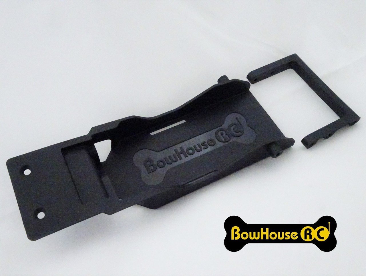 Bowhouse RC Low CG Battery Tray Combo for Traxxas TRX-4 BTX-0060J