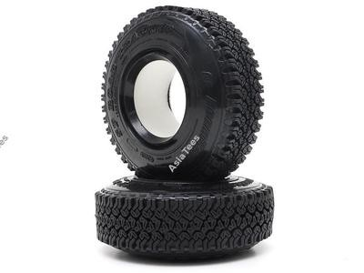 Boom Racing 1.55 SP Road Tracker Crawler Tire Gekko Compound 3.46x0.94 Inch (88x24mm) (2) BRTR15501