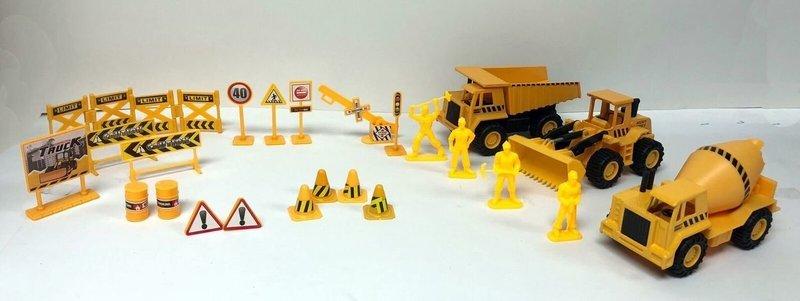 Mighty Wheels Construction Set