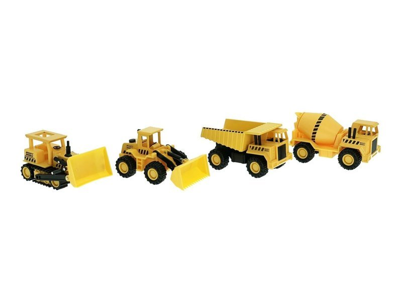 Mighty Wheels 4 Piece Gift Set