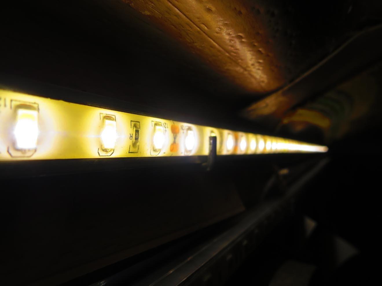 """SPYD-LIGHT - La barre à LED """"Magnétique !"""""""