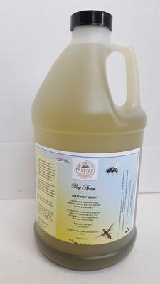 Bug Spray, Plastic Refill Jug, 64 oz (1/2 gal)