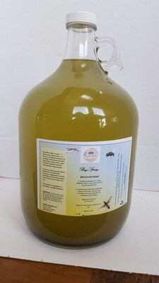 Bug Spray, Glass Refill Jug, 128 oz (1 gal)