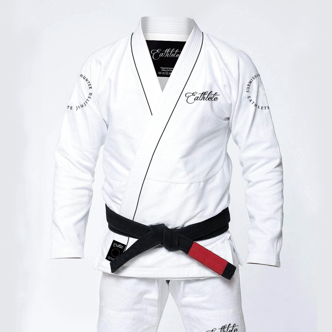 [KIDS] Submission Hunter Kimono [White] - NEW