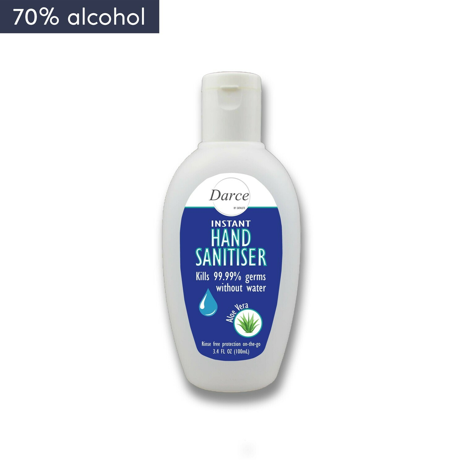 Hand Sanitiser 100ml (70% Alcohol content)