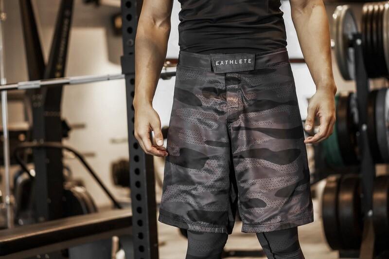 [NEW] Camo Fight Shorts