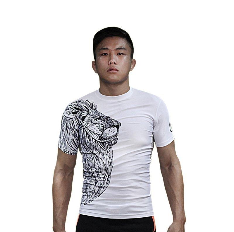 The Lion Rash Guard - XS only