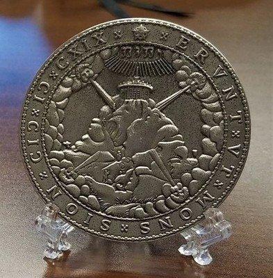 Domestic Delegate Dort Medallion