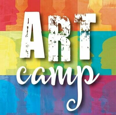 Extra Art Camp Kits