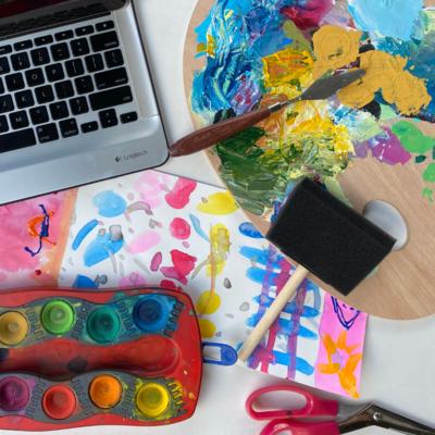 Extra Art Class Kits