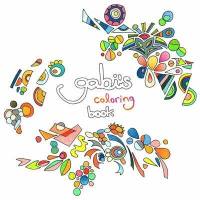 Gabi's Coloring Book